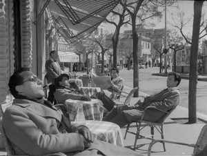 I vitelloni al bar (1953)